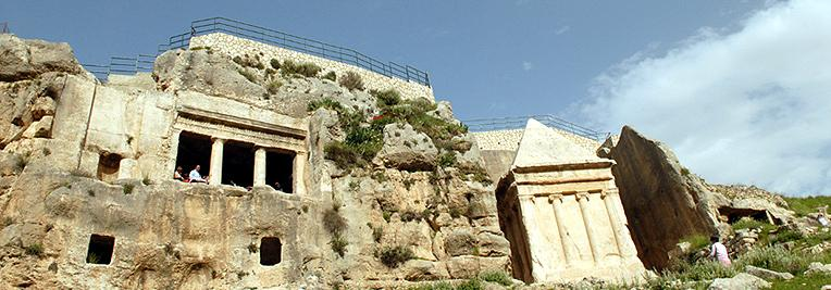 מונומנטים בקדרון